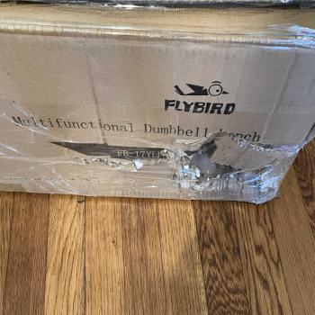 fly bird wieght bench