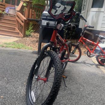 old bike I don't need