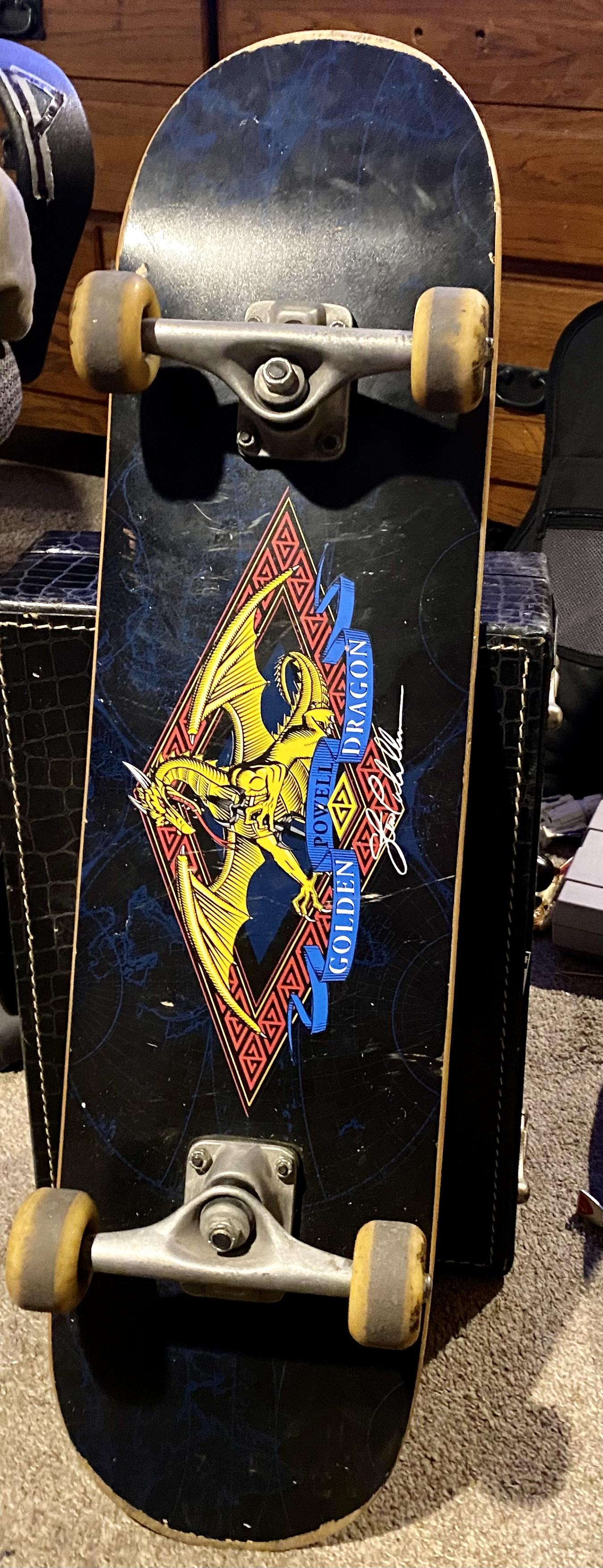 Powell Steve caballero golden dragon complete skat