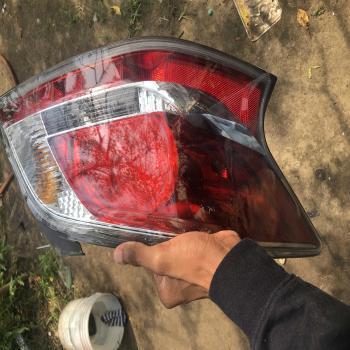 Nissan Altima2014 lights&trunk