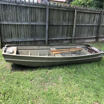 13 foot jon boat