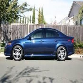 2007 Acura TL 140,000 miles