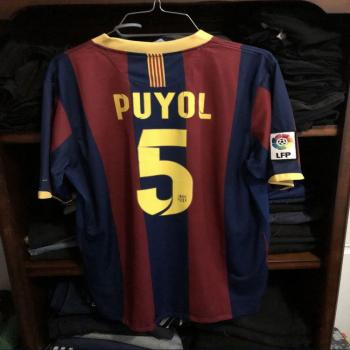 FC Barcelona Jersey Authentic