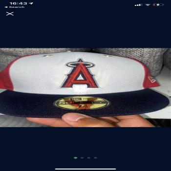 Los Angeles Angels baseballcap