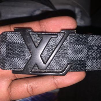Louie Vuitton belt
