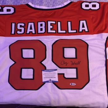 Signed Andy Isabella Jersey