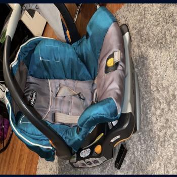 baby car seat set