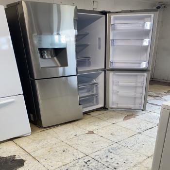 Four-French Door Refrigerator