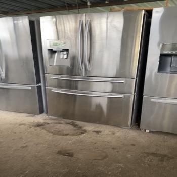 French Four Door Refrigerator