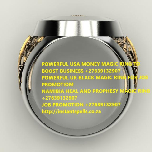 ∰USA NO1 MAGIC RING TO BOOST BUSINESS +27639132907
