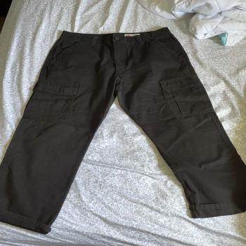 black wangler pants