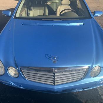 Mercedes Benz E350 4 matic