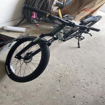 Giant talon bike