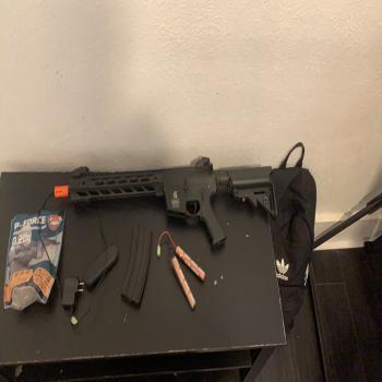 Airsofte gun