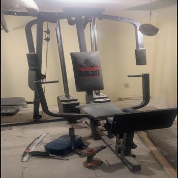 Weider 8630 Home Gym