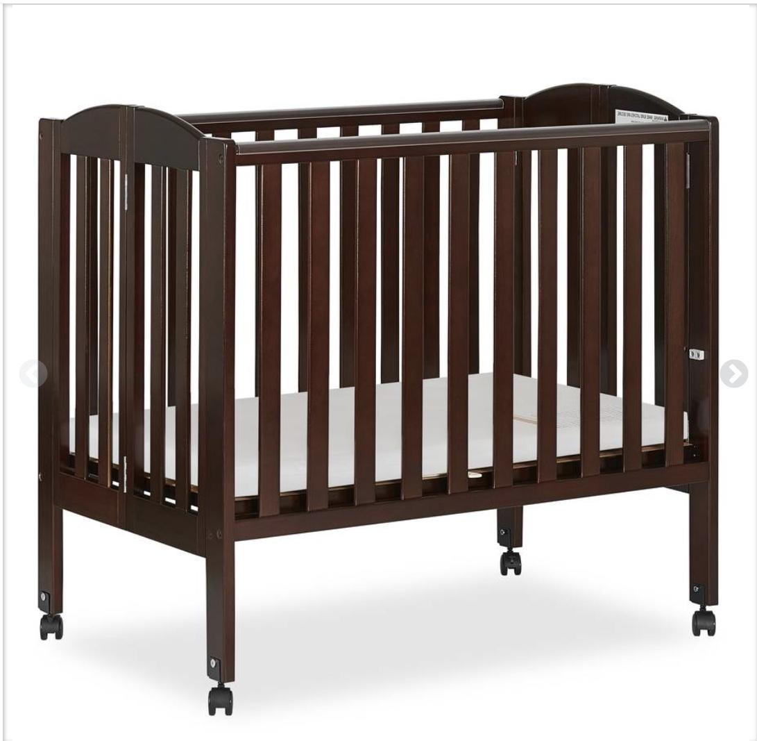 Baby Crib - Brand new
