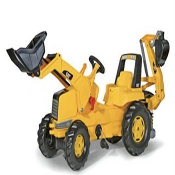 ride on bulldozer