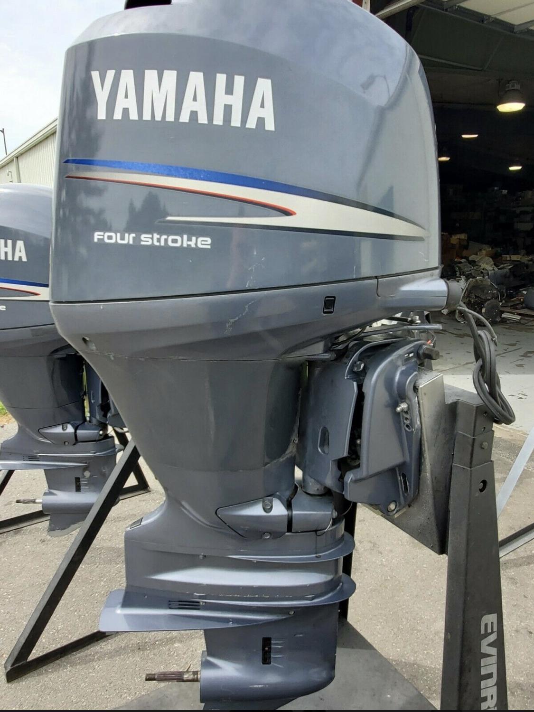 Yamaha vmax SHO 250HP Outboard Motor