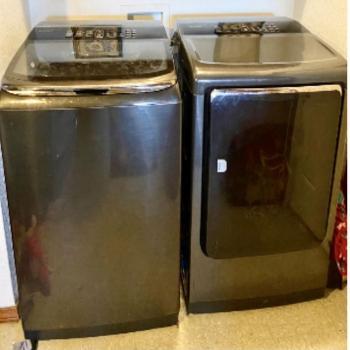 Samsung Washer & Dryer
