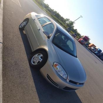 2007 Impala Chevrolet