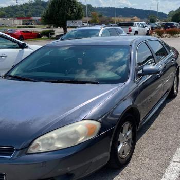2011 Chevy impala LT 3.5