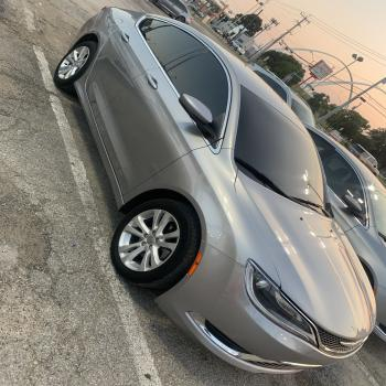 Chrysler 200 Paid off