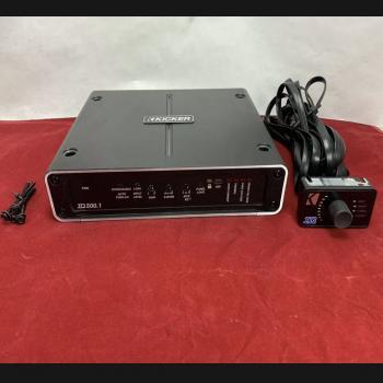42IQ500.1 Kicker Amp
