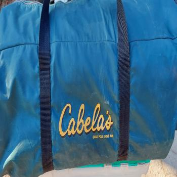 Large Tent & Camping Equipment