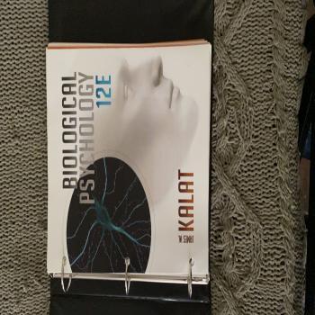 Biological Psychology 12th Ed