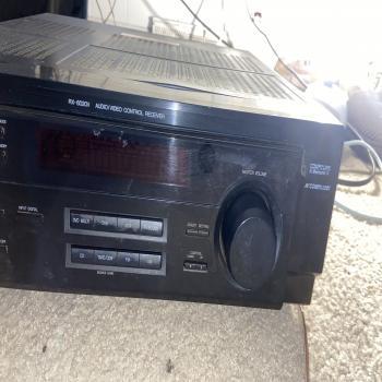 JVC RX 6020v