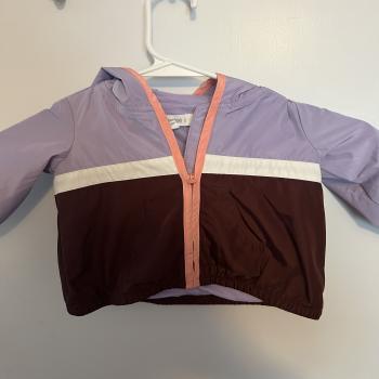 6-12 month rain jacket