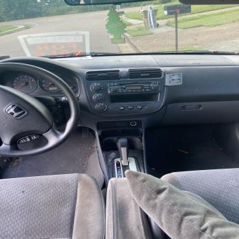a Honda Civic 2004