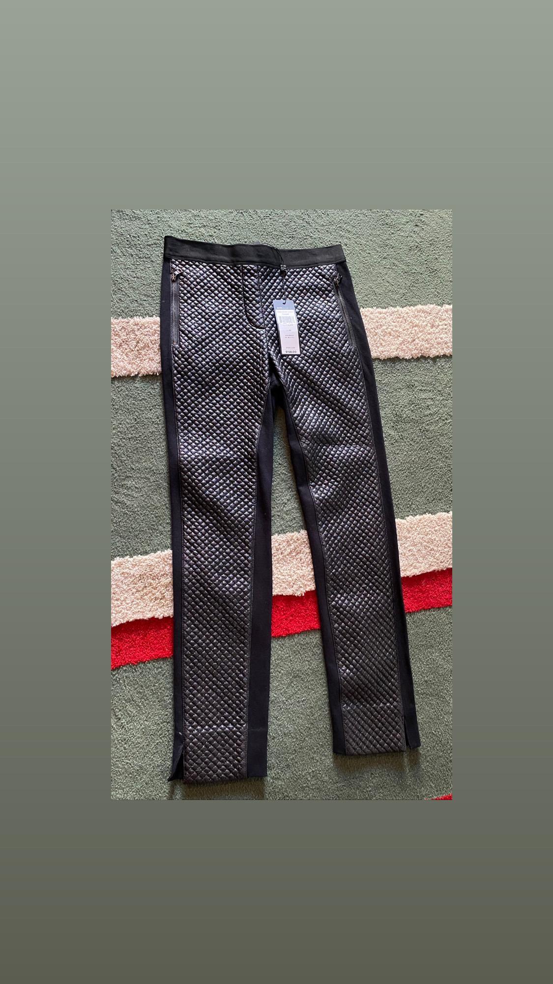 BCBG Maxazria Black Slacks
