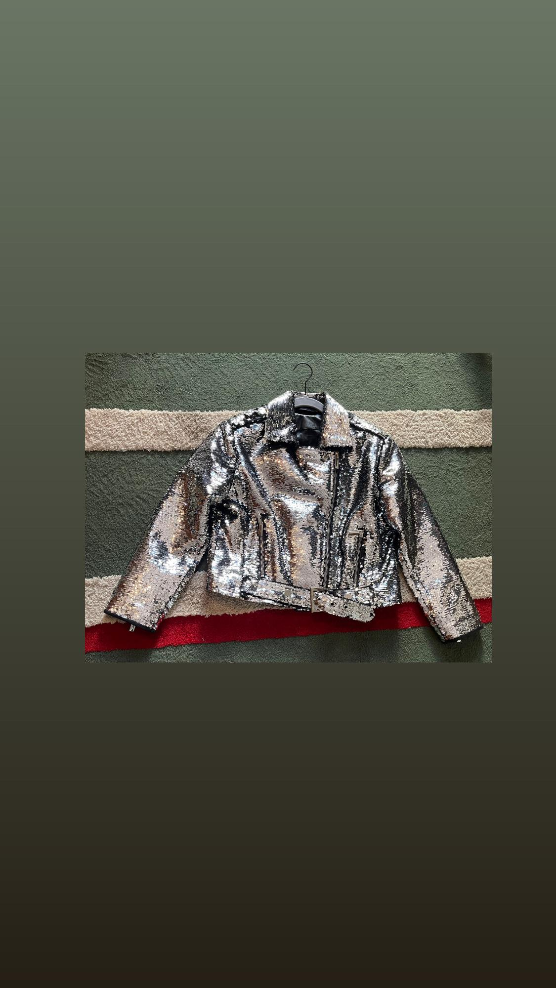 All that shines.... Sequence jacket