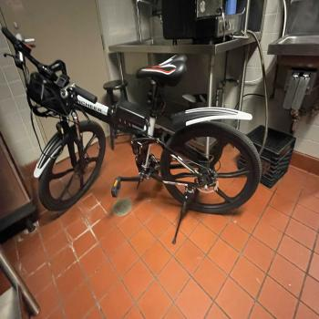 Ancheer foldable E-bike