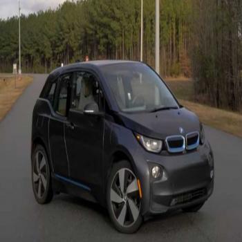 BMW 13s sport interior