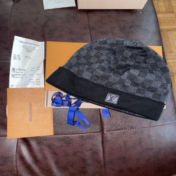 Louis Vuitton Beanie Hat