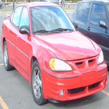 05 Pontiac grandam