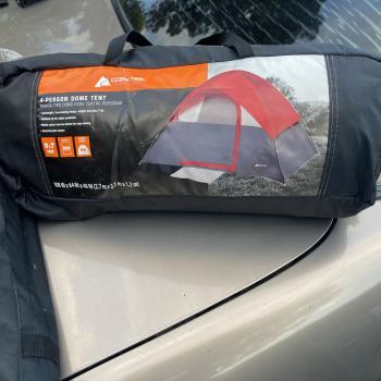 Ozark 4 Person Dome Tent