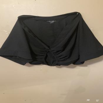 fashion nova black top