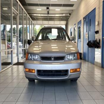 Honda Accord EX Wagon VTEC
