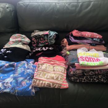 huge lot Girls clothing 10/12