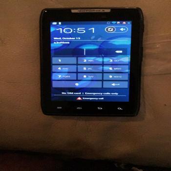 Motorola cell phone