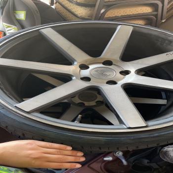 tires /rims
