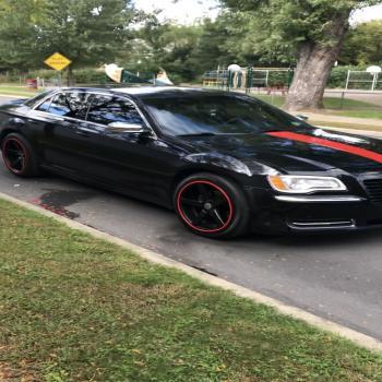 2012 Chrysler 300 s 3.6L