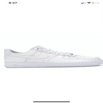 Air force 1 color white