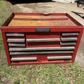 11 DRAWER PROTO TOOL BOX