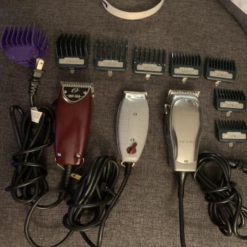 clippers and trimmer