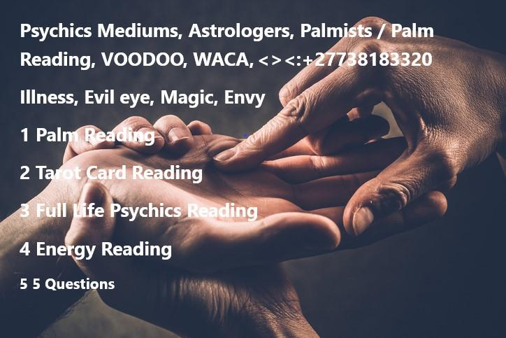 ONLINE PSYCHIC OFFER: $100 PHONE & VIDEO +2773