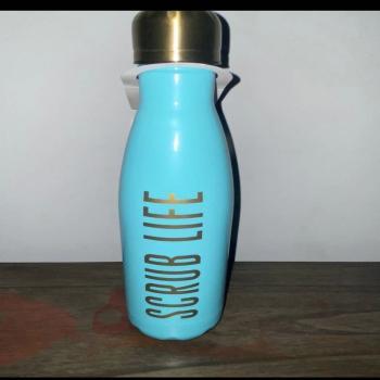 Scrub Life Bottle